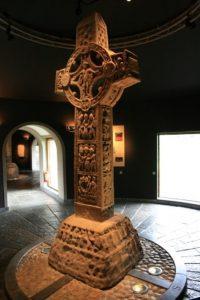 A Celtic High Cross