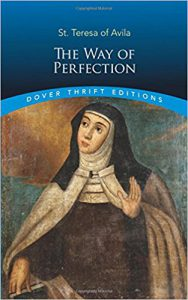 The Way of Perfection Book
