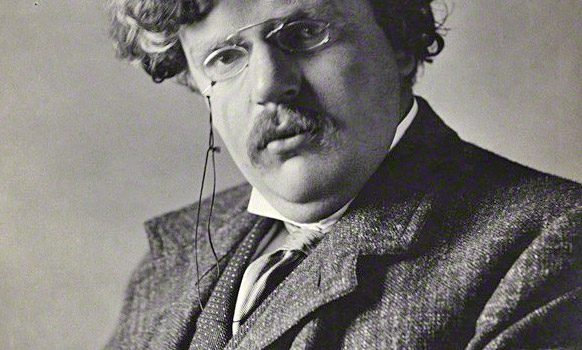 A Second Childhood by G.K. Chesterton