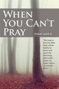 The cover of the book 'When you can't pray'