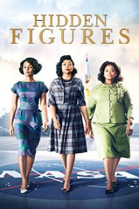 Image of poster for the firm Hidden Figures