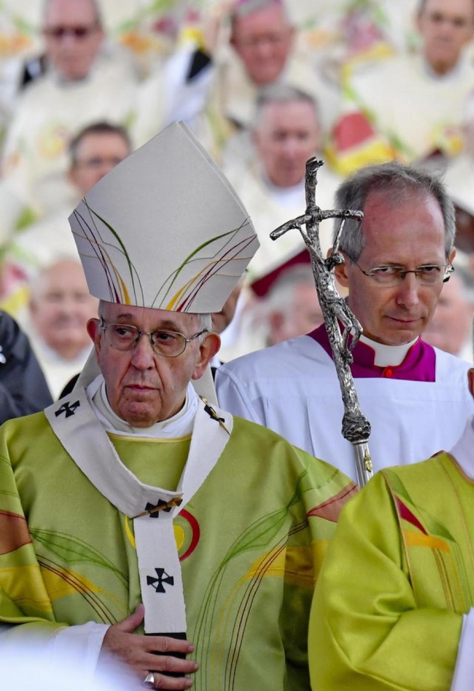 Papal Visit Fallout