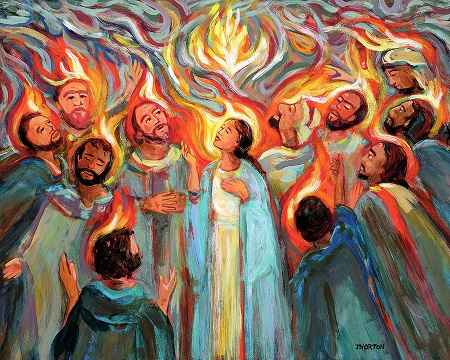 The Experience of Pentecost