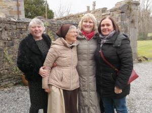 Members of Friends of Carmel at Holy Hill Hermitage